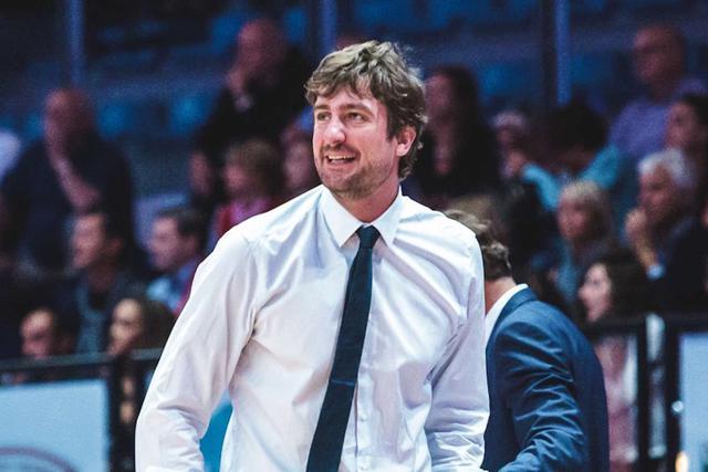 Il nuovo allenatore è Michele Carrea