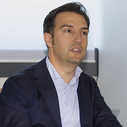 Peluffo Alberto - Vicepresidente Esecutivo