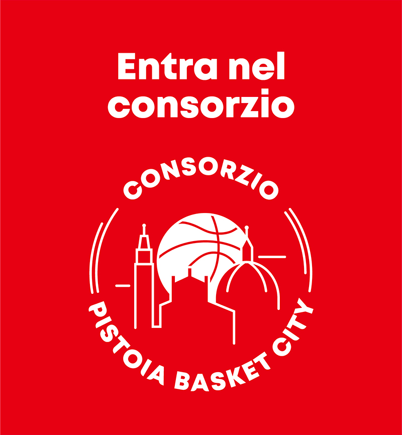 Entra nel consorzio Pistoia Basket City