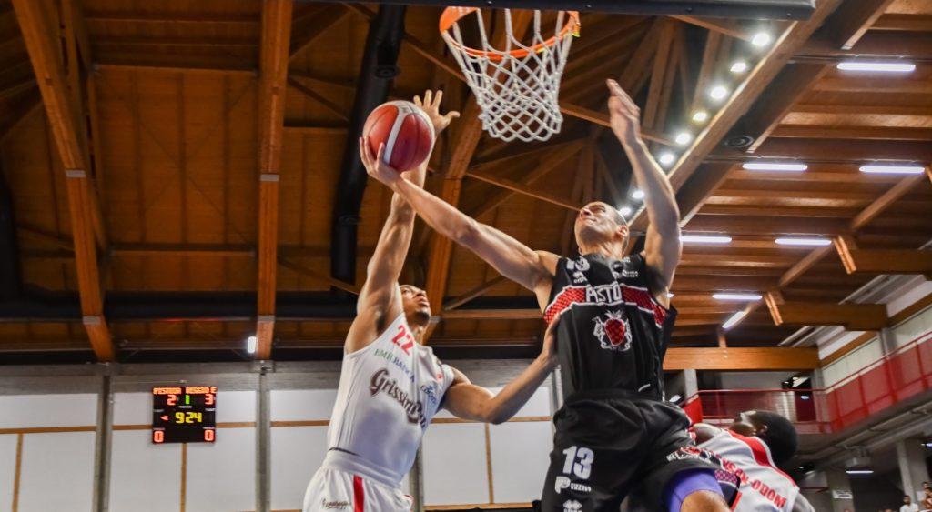 La OriOra Pistoia si arrende nel finale a Reggio: secondo posto a La Spezia