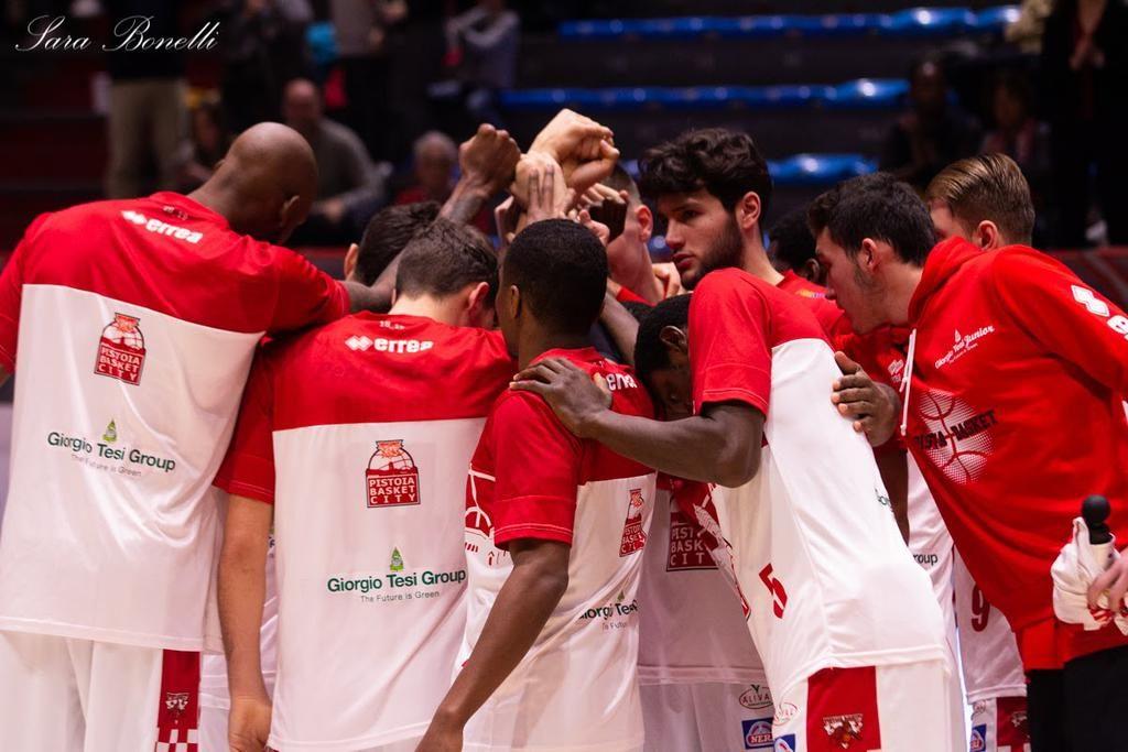 OriOra Pistoia – Germani Basket Brescia 09/12/2018