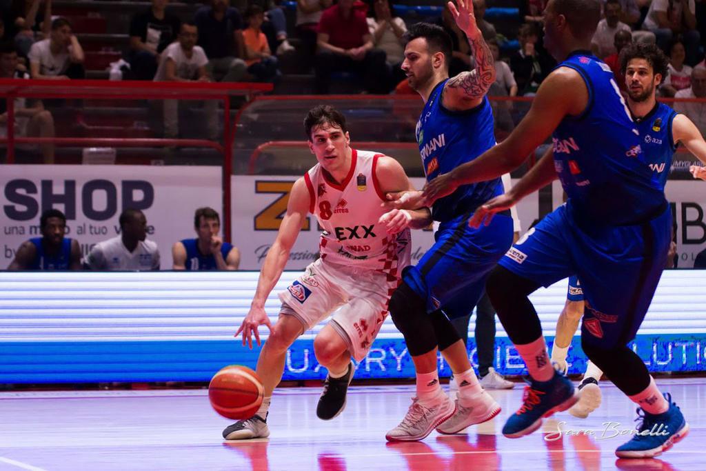 The Flexx Pistoia – Germani Basket Brescia 09/05/2018