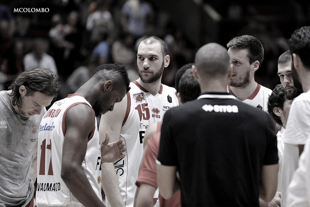 The Flexx Pistoia – Umana Reyer Venezia gara4 palyoff 19/05/2017