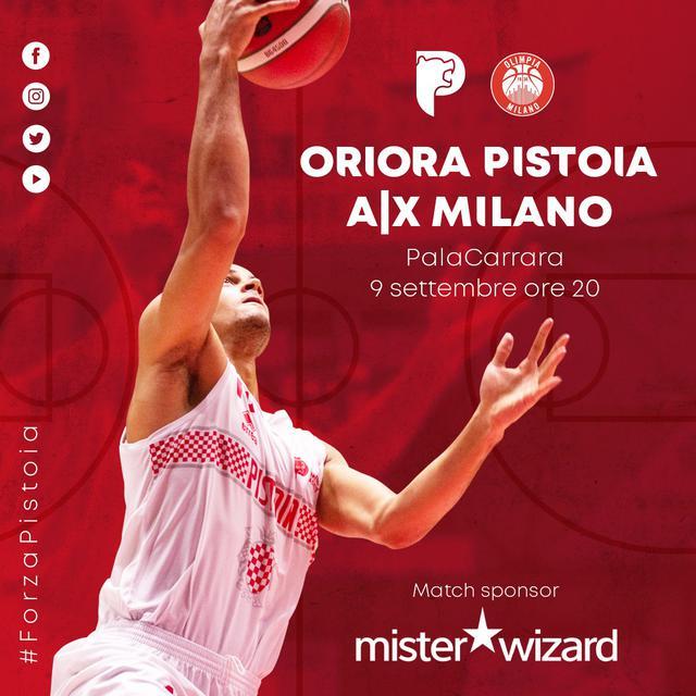 Pistoia Milano A/X