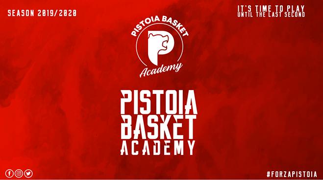 Comunicato ufficiale sull'attività del Pistoia Basket Academy