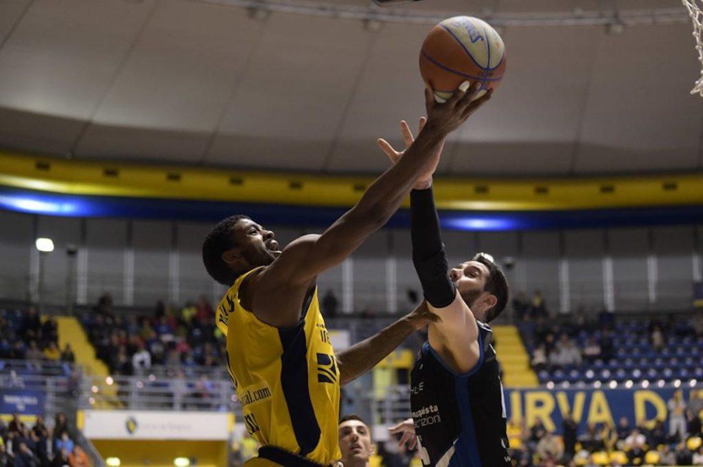 Pistoia Basket, ufficiale l'ingaggio di Derrick Marks