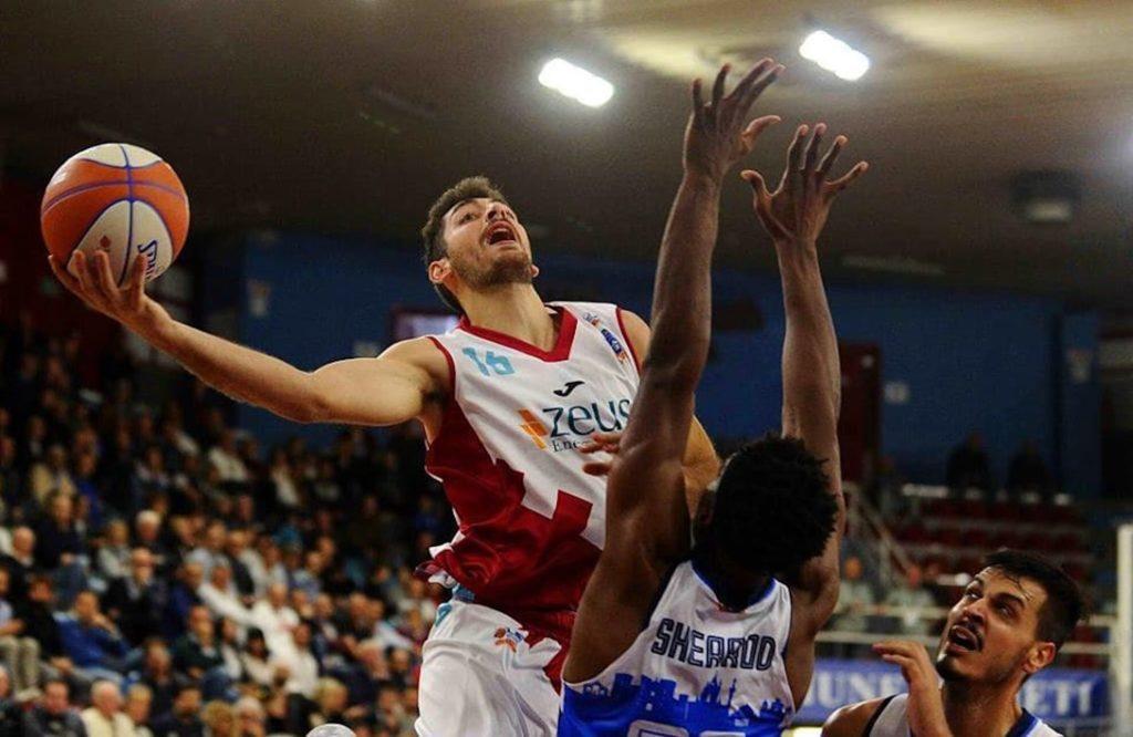 Pistoia Basket chiude il roster con l'ingaggio di Dario Zucca