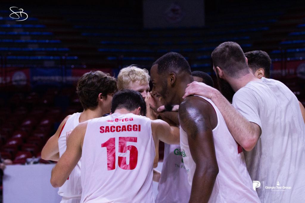 Giorgio Tesi Group Pistoia – Eurobasket Roma 31/10/2020