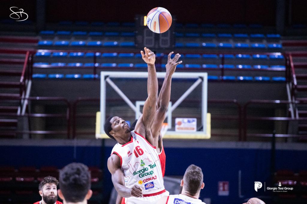 Giorgio Tesi Group Pistoia – Benedetto XIV Basket Cento 20/12/2020