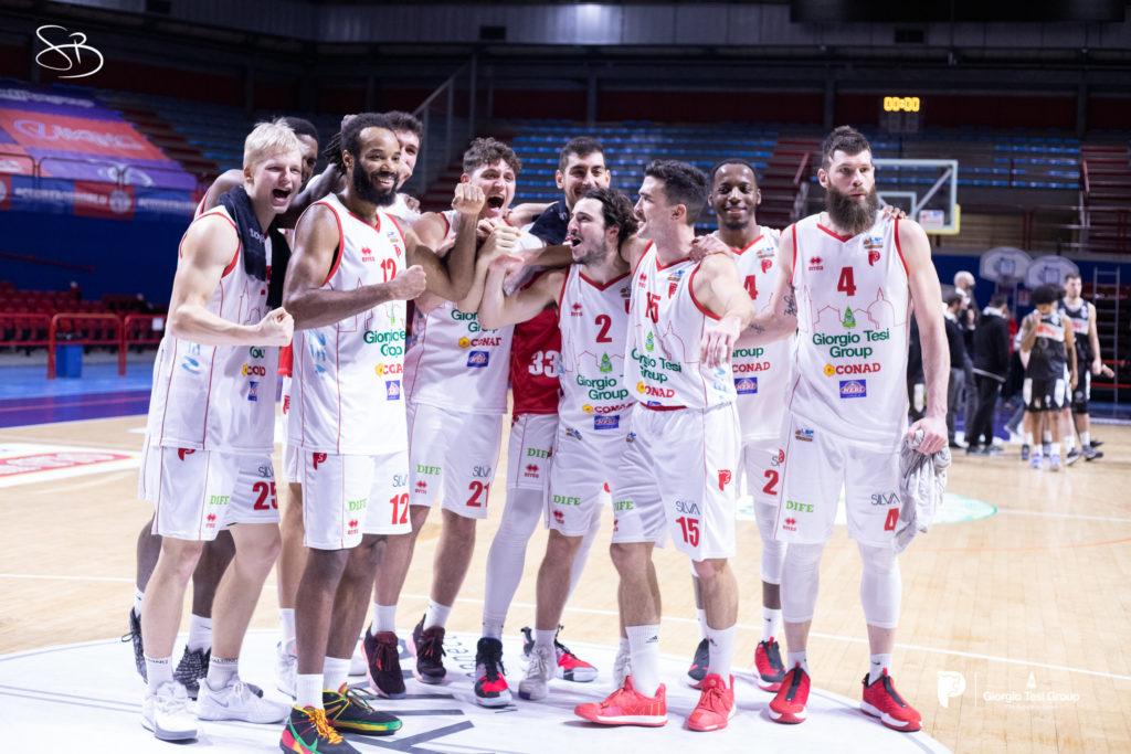 Giorgio Tesi Group Pistoia – Eurobasket Roma 06/01/2021