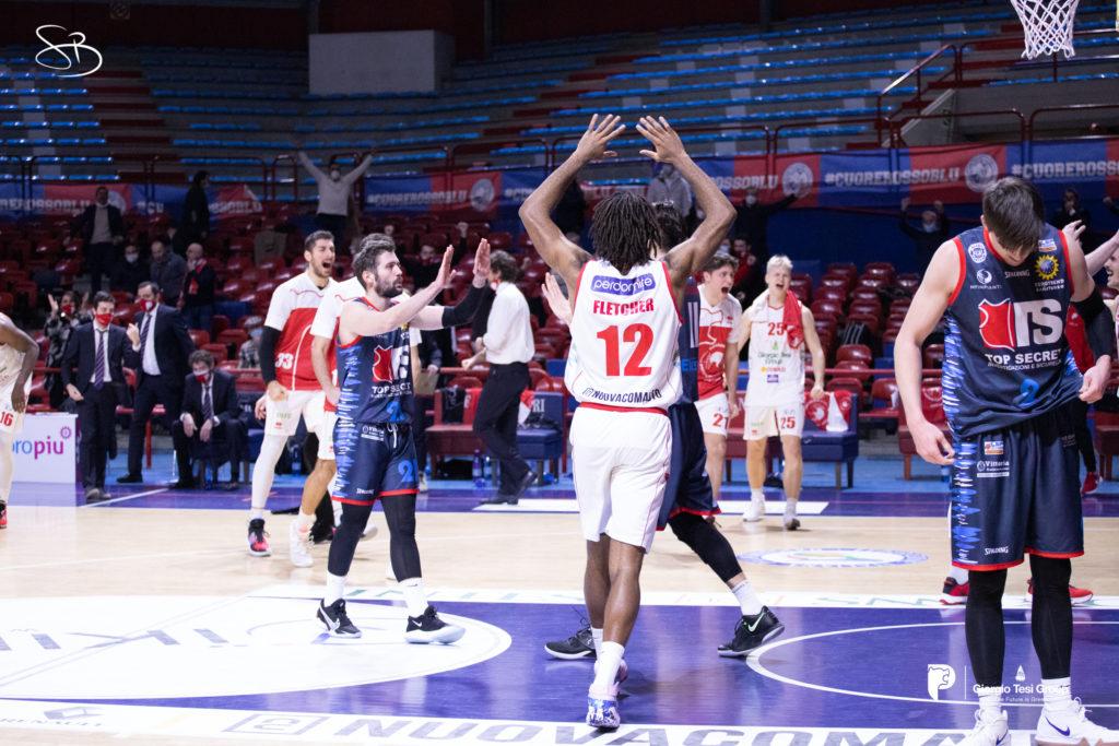 Giorgio Tesi Group Pistoia – Kleb Basket Ferrara 17/01/2021