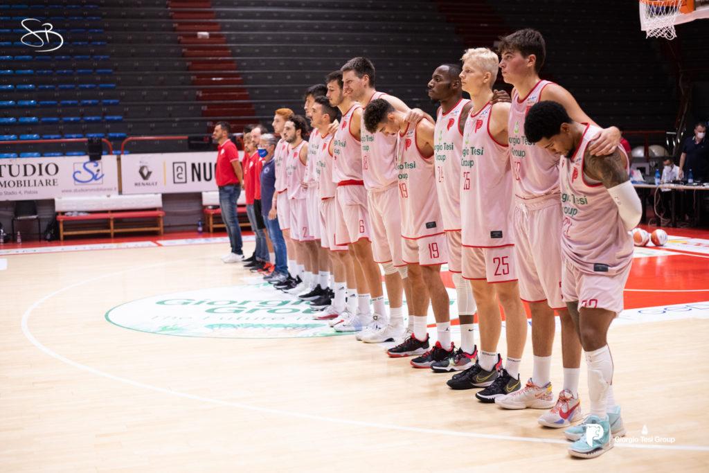 Giorgio Tesi Group Pistoia – Orlandina Basket Supercoppa 15/09/2021